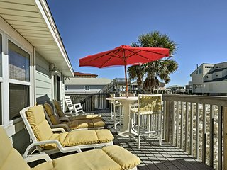 NEW! 4BR Pensacola House w/Ocean Views & Sun Deck!