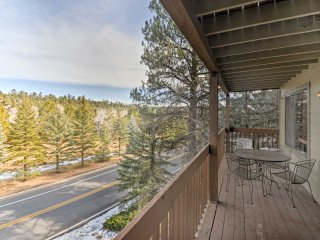 NEW! 2BR Flagstaff Condo - Walk to Country Club!
