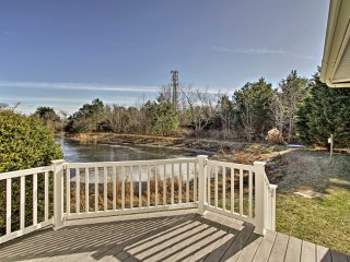 NEW! 3BR Ocean View House w/Screened Porch & Deck!
