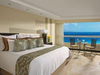 Junior suite all inclusive Cancun