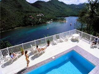 Villa On The Bay - St Lucia