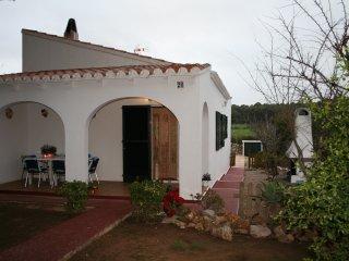 Acogedora casa Port Addaia con piscina