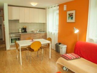 Bright Apartment near Lake Bled
