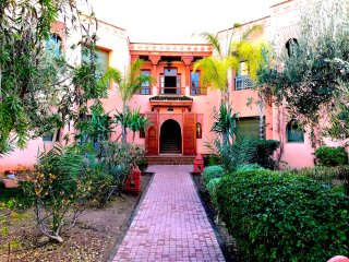 Marrakech - la Palmeraie 2 chambres
