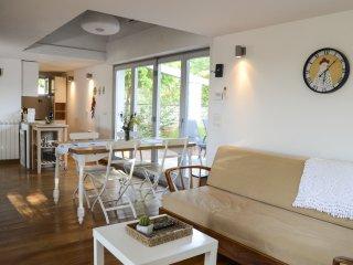 Rovinj house, pool, summer kitchen, playground for children