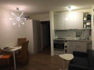 Nettes Appartement mit kleiner Terasse
