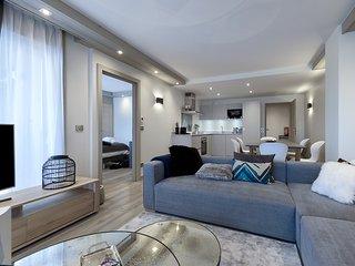 Le C - A03 - Appartement familiale a 100m des pistes dans residence neuve