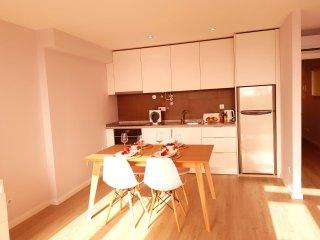 S Gonçalinho II - Apartamento Deluxe 3 quartos com vista cidade 2º esq