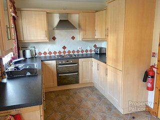 Rear ground floor kitchen