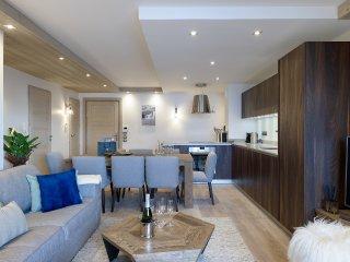 Le C - A04 - Appartement neuf, résidence avec Spa & restaurant à 100m des pistes