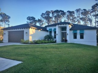 Brand New Pool Home 1 mi to Beach