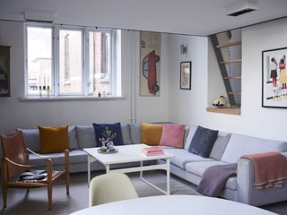 Family friendly Copenhagen apartment at Frederiksberg