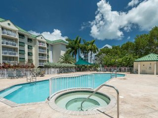Stylish, dog-friendly condo with shared pool, hot tub, and complimentary shuttle