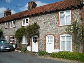 Jim's Cottage in Holt, North Norfolk