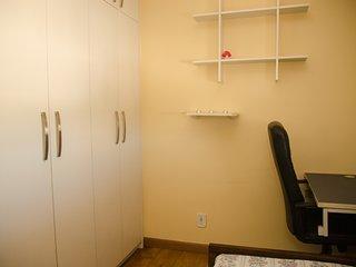 Apartamento lindo e confortável perto de tudo e com o melhor custo benefício