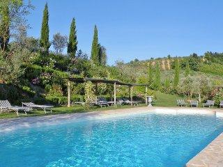 4 bedroom Villa in San Martino a Maiano, Tuscany, Italy - 5573565