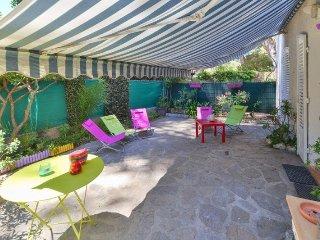 2 bedrooms apartment duplex with garden  -  HyA>res