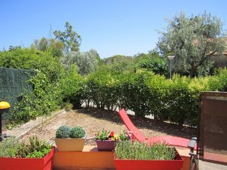 Rental two-room apartment - Carqueiranne