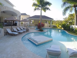 6 Bedroom 7 bath Villa at Lifestyle Holidays in Puerto Plata, Dominican Republic