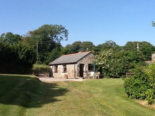 CHURN Cottage in Fowey