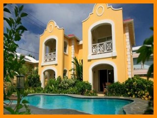 Saint Lucia 7 - 3 bed premium villa, shared swimming pool