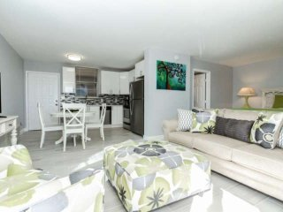 Fresh, Modern, Everything Brand New! Stunning Bonita Beach Studio Condo, Free Pa