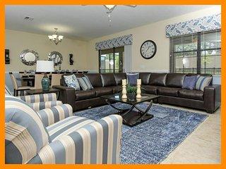 Championsgate 11 - Premium villa with private pool and game room near Disney