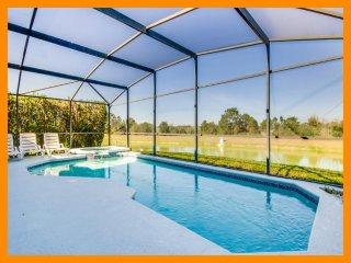 Emerald 76 - Premium villa with pool and game room near Disney