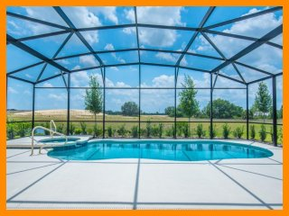 Solterra Resort 22 - Premium villa with pool and game room near Disney