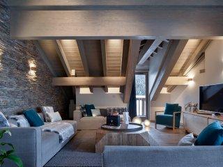 Le C - A09 - Appartement neuf 7 pers proche centre et pistes de ski