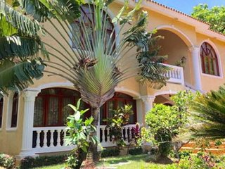 4 BD guestfriendly Villa in Sosua