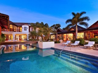 SANDY LANE Luxury 4 br villa,infinity pool,cinema,chef,sea views