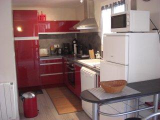 Montpellier agreable meuble 60 m2 avec jardin - location a la semaine