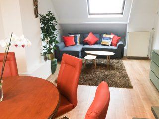 Cozy studio en mezzanine , lumineux , calme 2/4 personnes