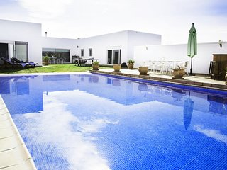 Modern and luxury holiday home in Marchena, Countryside of Seville