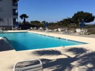 The Hideaway is located at Savannah Beach and Racquet Club Tybee Island, GA