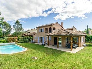 Villa Cristaux voor 8 personen met privézwembad