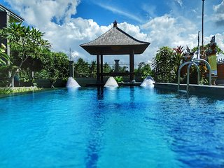 1BR Private Villa Tanah Lot Bali Sunrise