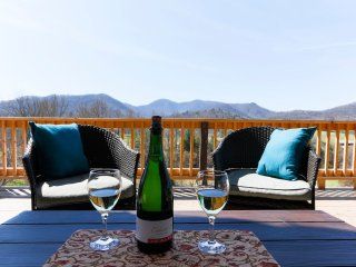 Asheville Country Chalet