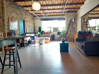 Live in a Former Shoe Factory -- Unique Heritage Loft Going To Be Torn Down Soon
