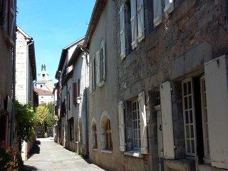 Maison de village a Cajarc.