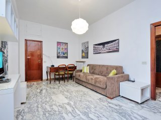 Bright 1bdr with terrance in Montesacro neighbourhood