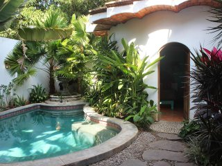 Casa Panchito's - In town, just a walk to beach with a dipping pool - San Pancho
