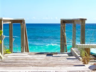Beautiful and Unique Beachfront Vacation Rental, Elbow Cay, Abaco, Bahamas