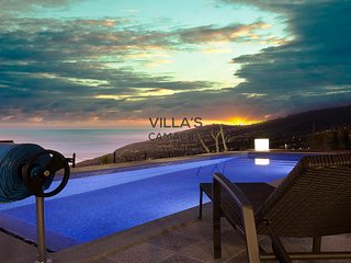 Villa Camacho XVIII - Stunning view to the sea