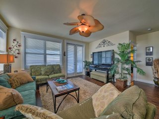 NEW! 3BR Galveston Condo w/ Pool & Ocean Views!