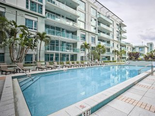 NEW! 1BR Tampa Condo w/ Pool & Private Patio!