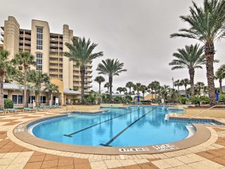 NEW! Destin Condo - Beachfront and Harbor Front!