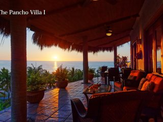 The Pancho Villa I - Ocean view home a short walk to the beach! - San Pancho