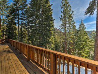 Incline Village Home w/ Stunning Mtn Views!